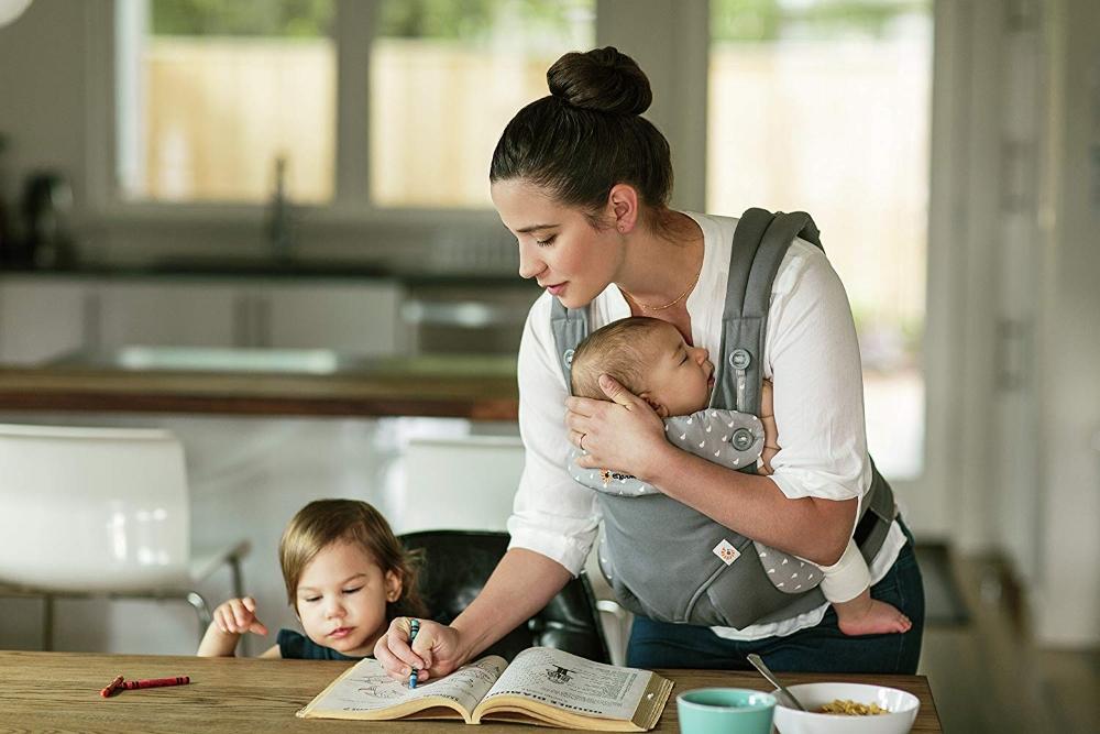 ᐅ Le meilleur porte-bébé ventral. Classement   Guide d achat En ... 2a25b2b3b47