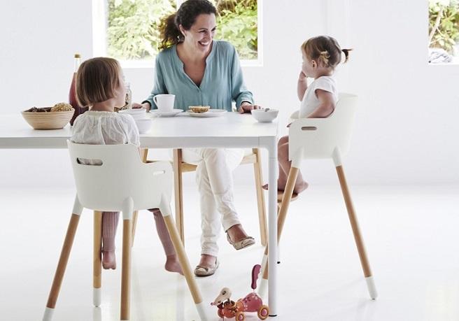 les meilleures chaises hautes pour b b classement. Black Bedroom Furniture Sets. Home Design Ideas