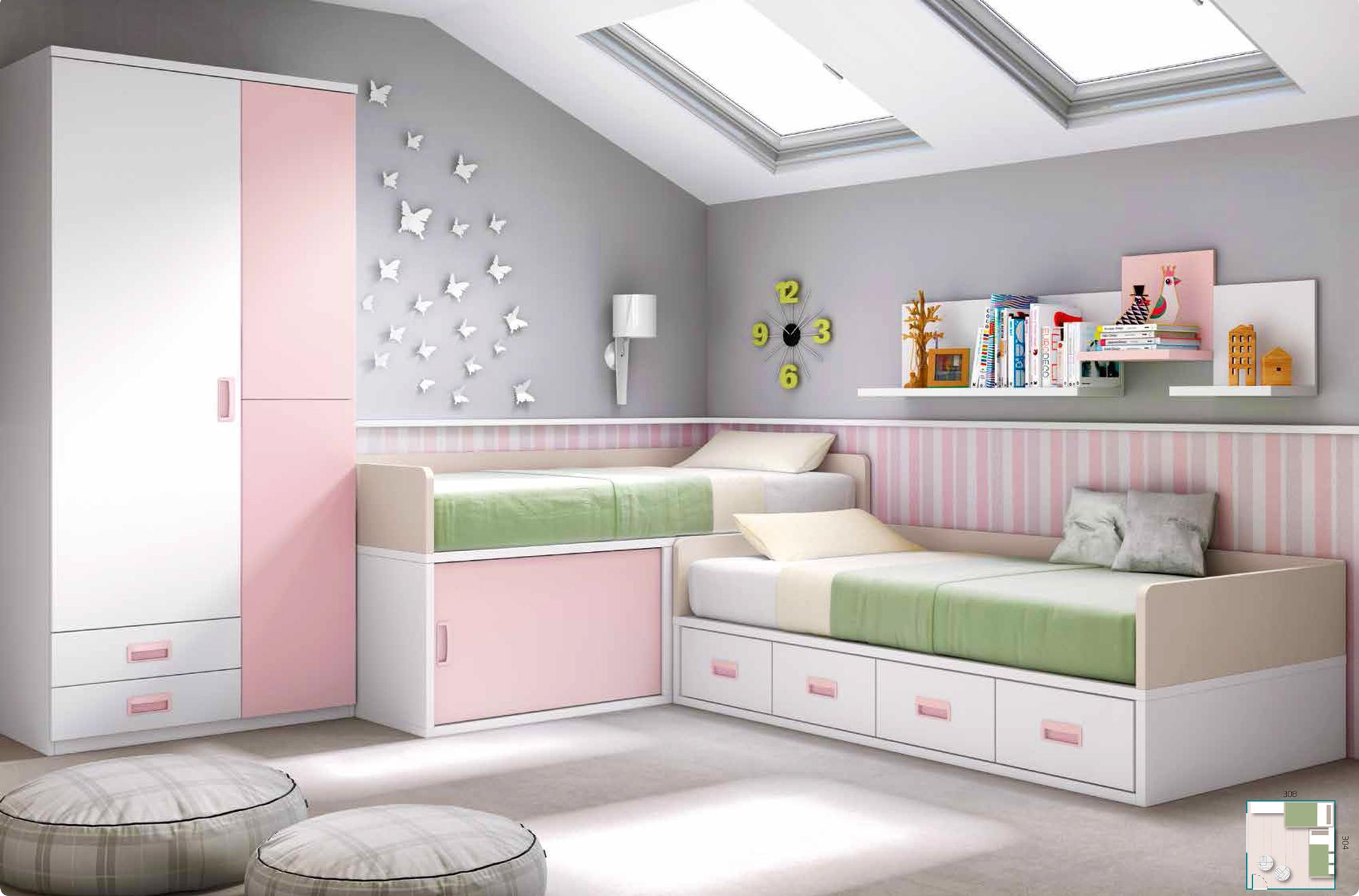 Deco Petite Chambre Enfant une chambre pour deux enfants ? nos meilleurs conseils pour